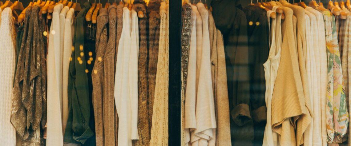 Pardavinėkite drabužius
