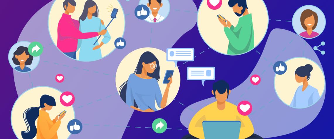 Populiariausi socialiniai tinklai. Ar verta turėti Instagram verslui?